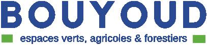 logo bouyoud - motoculture isère - magasin de jardinage grenoble