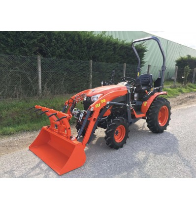 motoculture isère - distributeur matériel agricole - micro tracteur isère