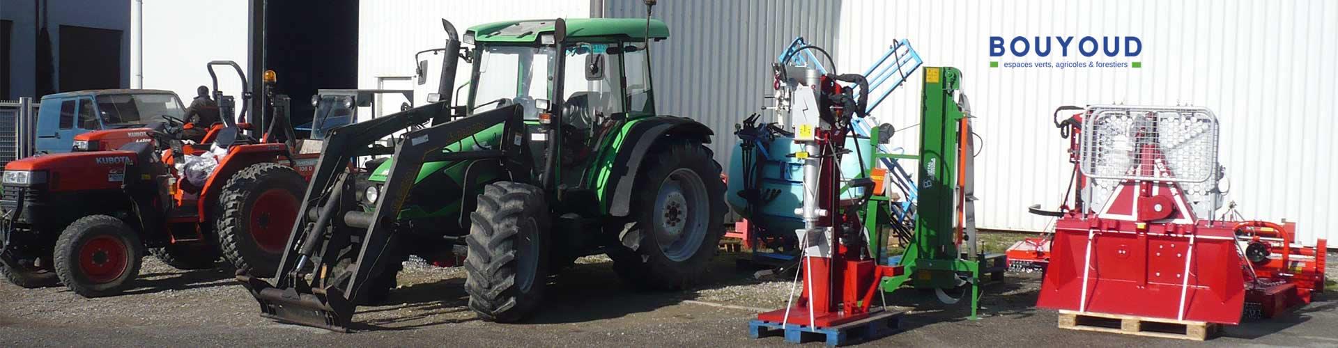 entreprise motoculture - entretenir sa tondeuse - achat machine agricole