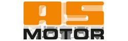 logo AS motor - achat vente matériel forestier - motoculture isère
